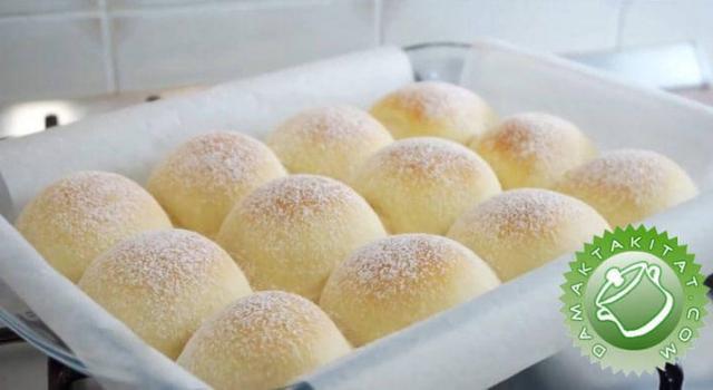 Pofuduk Sütlü Çörek